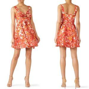 Alexis Watercolor Floral Ilda Dress
